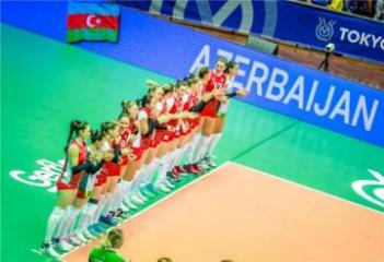 Azerbaijani national volleyball team to prepare for the European Championship in Slovenia