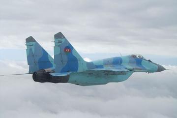 РФ поможет Азербайджану в поисках пропавшего МиГ-29