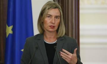 Federica Mogherini calls on Indian and Pakistani FMs to avoid escalation of tensions in Kashmir