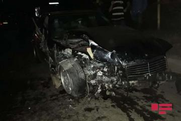 3 dead, 3 injured in chain-reaction crash in Tovuz