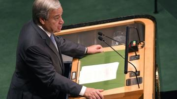 Генсек ООН призвал Индию и Пакистан к сдержанности