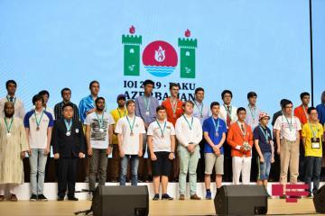 Состоялась церемония закрытия 31-й Международной олимпиады по информатике - [color=red]ФОТО[/color]