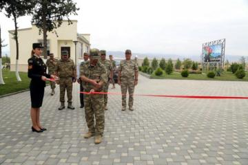 Azerbaijan Defense Minister attends the opening of a new military hospital in the frontline zone - [color=red]VIDEO[/color] - [color=red]PHOTOSESSION[/color]