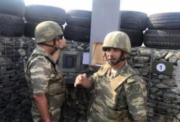 Azerbaijan Defense Minister visited foremost military units  - [color=red]PHOTO[/color] - [color=red]VIDEO[/color]