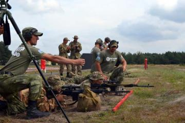 "The fourth stage of the ""Sniper Frontier"" contest was held"