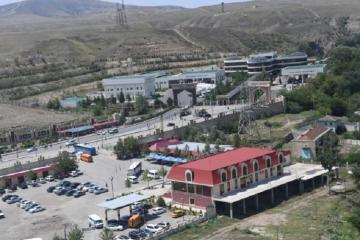 "Technical malfunction occurred at ""Shikhli"" border checkpoint of Azerbaijani-Georgian border"