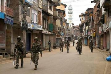 India partially lifts restrictions in Jammu and Kashmir