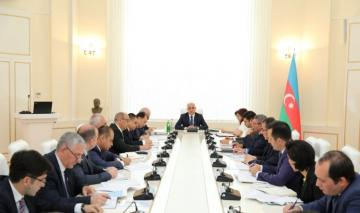 Shahin Mustafayev: Azerbaijani economy increased by 2.4% in first half of current year