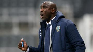 Arsenal legend Sol Campbell leaves post as Macclesfield Town manager