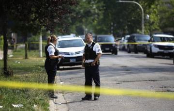 При стрельбе в Филадельфии пострадали семь полицейских