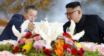 S. Korean president calls for soonest resumption of US-N. Korea denuclearization talks
