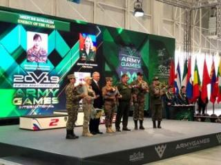 "Azerbaijani servicemen awarded at ""International Army Games -2019"" international contest"