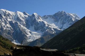 Три белорусских туристки пропали в горах Грузии
