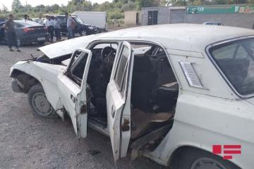 Тяжелое ДТП в Сабирабаде: погибли двое, еще четверо ранены - [color=red]ФОТО[/color]