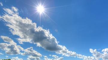 Прогноз погоды на выходные