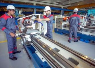 Azerbaijan sees more than 2.2% growth in production of industrial goods