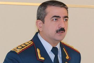 "Elchin Guliyev is awarded with ""Rashadat"" Order"