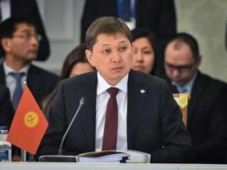 Former Prime Minister of Kyrgyzstan Sapar Isakov hospitalized