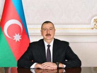 President Ilham Aliyev congratulates Indonesian counterpart