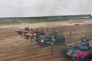 Tankçılarımız V Beynəlxalq Ordu Oyunlarında 24 ölkə arasında 4-cü oldu - FOTO - [color=red]FOTO[/color]