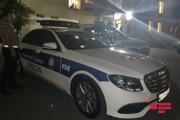 В Баку избит водитель автобуса