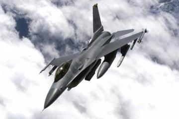 США снабдят Тайвань истребителями F-16