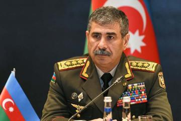 """Zakir Həsənov: """"Bu, ordumuzun yüksək döyüş hazırlığının göstəricisidir"""""""