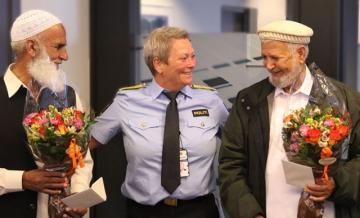 Norveç polisi məsciddə terrorun qarşısını alan iki müsəlmana təşəkkür edib