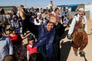 В места довоенного проживания в Сирии вернулись почти 2 млн человек