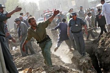 В Кабуле во время свадебной церемонии погибли 63 человека  - [color=red]ОБНОВЛЕНО[/color]