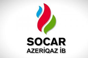 """Sumqayıtda və Corat, Novxanı, Saray, Ceyranbatan, """"Metallurq bağları""""nda qaz təchizatı dayandırılır"""