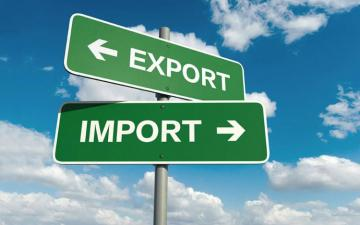 Georgian foreign trade turnover decreases