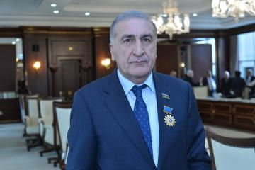 Arrest warrant was issued for son of MP Igbal Mammadov  - [color=red]OFFICIAL[/color]