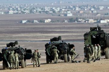 Сирийские ВВС нанесли удар по турецкому конвою в Идлибе