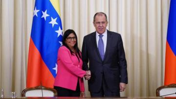 Venezuela's vice president to visit Moscow