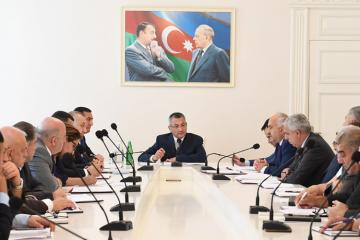 Registration of IDPs to resettlement facilities completely suspended in Azerbaijan