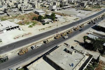 Минобороны Турции сообщило о трех погибших при атаке сирийских ВВС в Идлибе