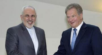 Iranian Foreign Minister to visit Finland on Monday