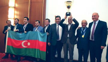 Azerbaijan to be represented by winning squad in European Championship