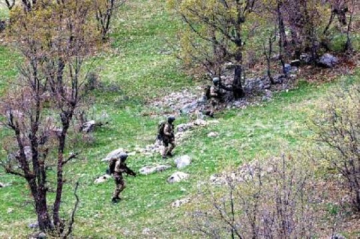 SE Turkey: Operation Kiran to clear PKK from area