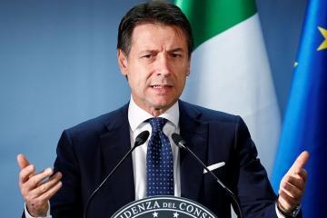 İtaliya prezidenti baş nazirin istefa ərizəsini qəbul edib