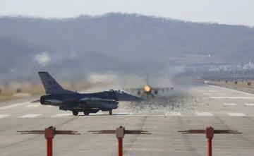 США одобрили продажу Тайваню истребителей F-16 на $8 млрд