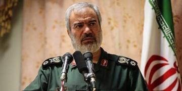 Guards deputy commander: No one can secure Gulf other than Iran and countries of the region