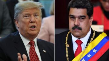 Trump, Maduro confirm 'secret' contact over Venezuela crisis