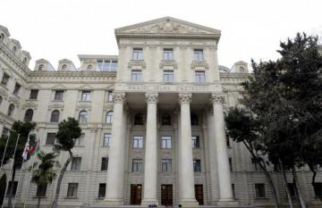 "MFA: ""Azerbaijan fully supports global efforts to combating terrorism"""