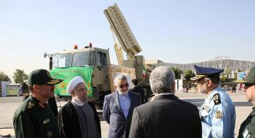 Iran unveils new locally built S-300 analogue' defence system