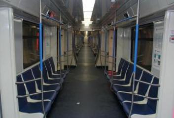 Baku Metro launches 2 new railroad cars