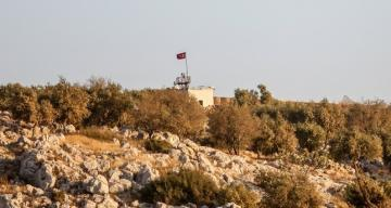 Syrian jets open fire on Turkish observation point