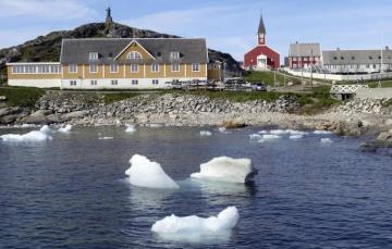 Kremlin spokesman calls US' plans to buy Greenland international shopping