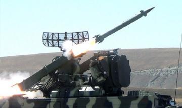 Подразделения ПВО выполнили боевые стрельбы